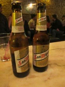 €1 San Miguel