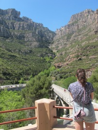 The Base of Mount Serrat