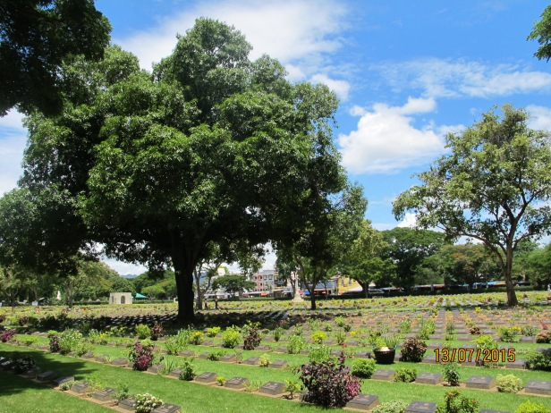 The War Cemetery