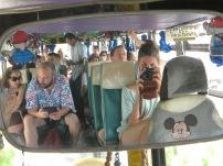Bus to Erawan