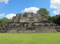 The Mayan Temple Ruins