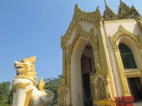 Shwedagon Pagoda - $6 entrance