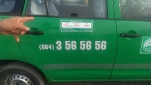 The telephone number for a reliable taxi company when you get to Vung Tao