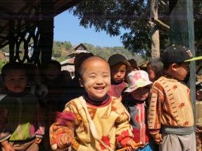 Gorgeous Burmese children
