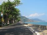 The beautiful promenade