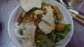 My Quang -Noodle speciality from the Quang province