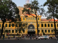 The Post Office - Ho Chi Minh City